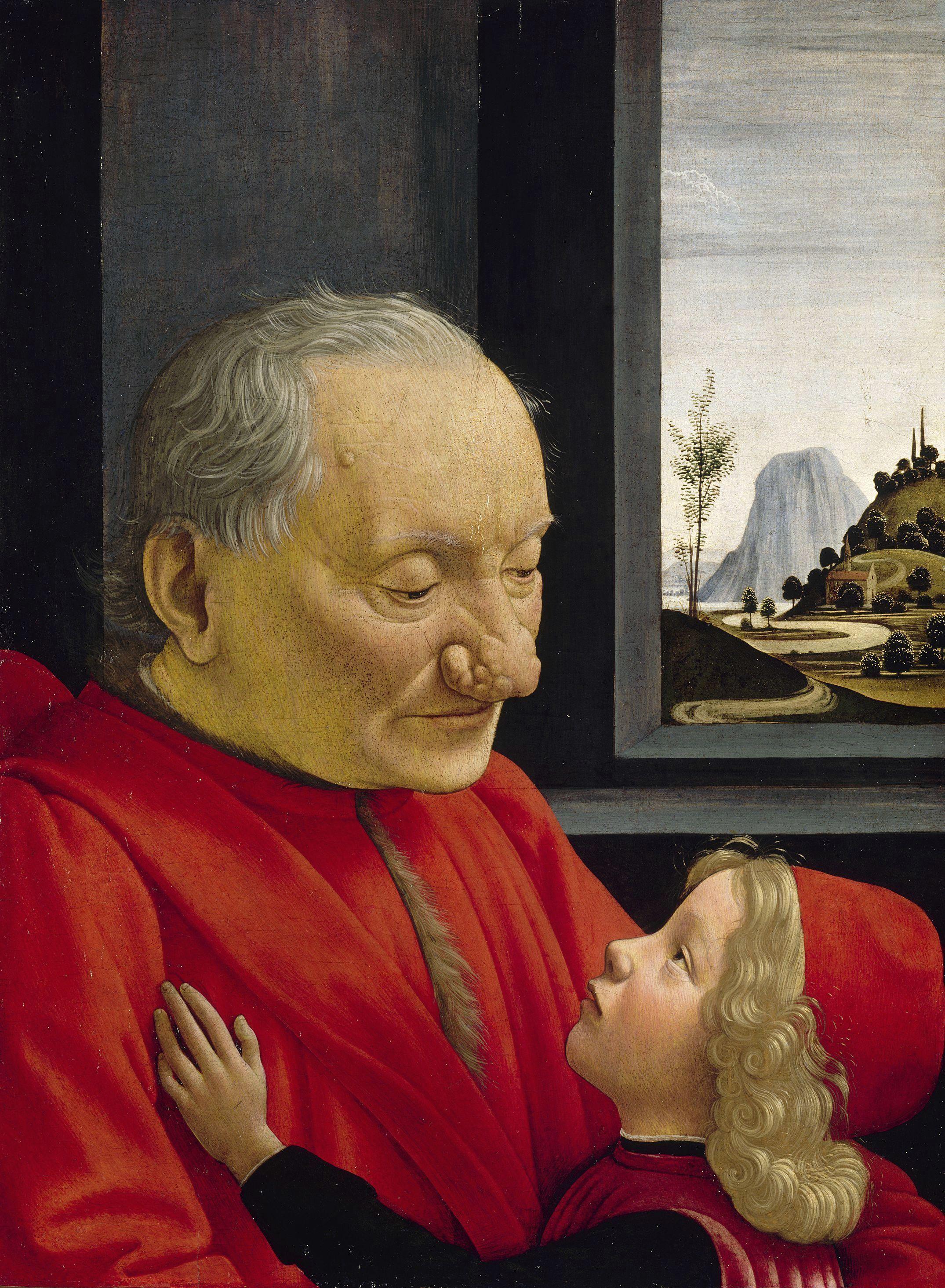 Domenico_ghirlandaio,_ritratto_di_nonno_con_nipote