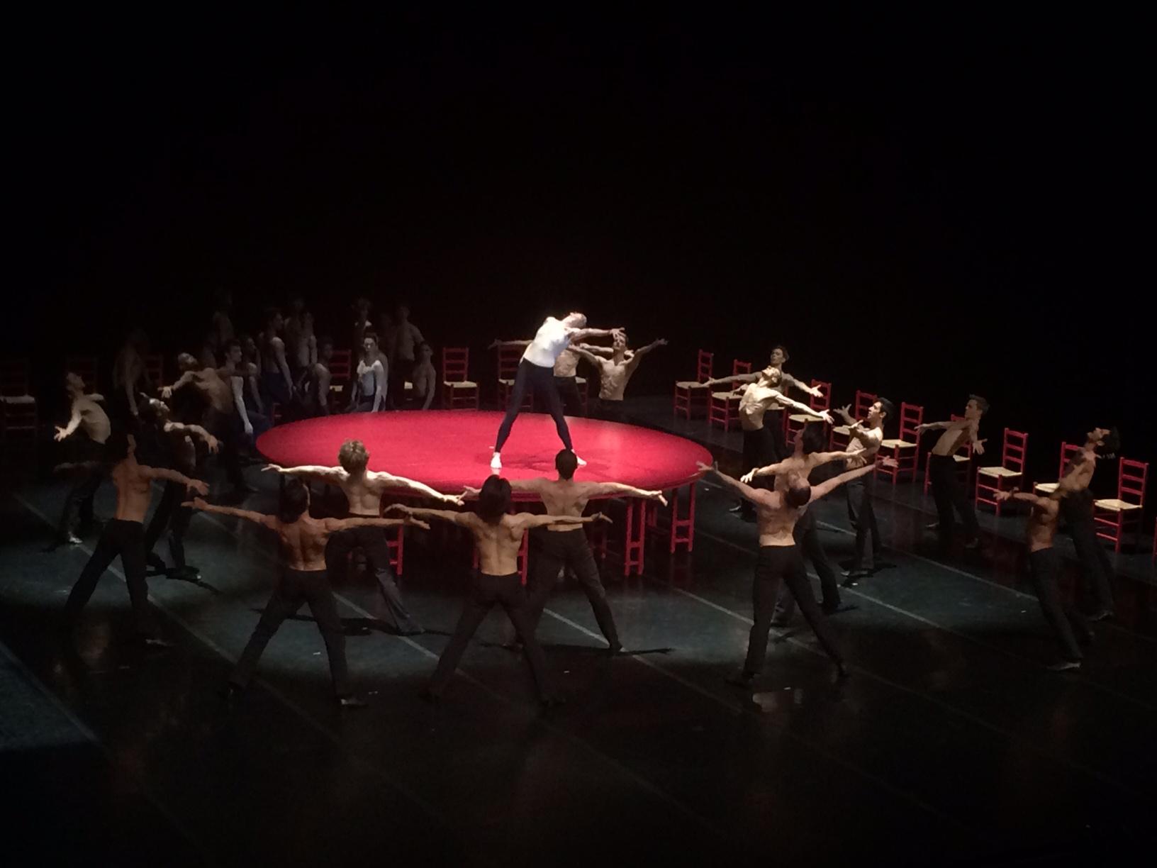 Boléro Béjart Ballet Lausanne