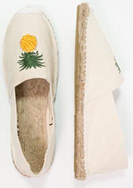 espadrilles ananas oas