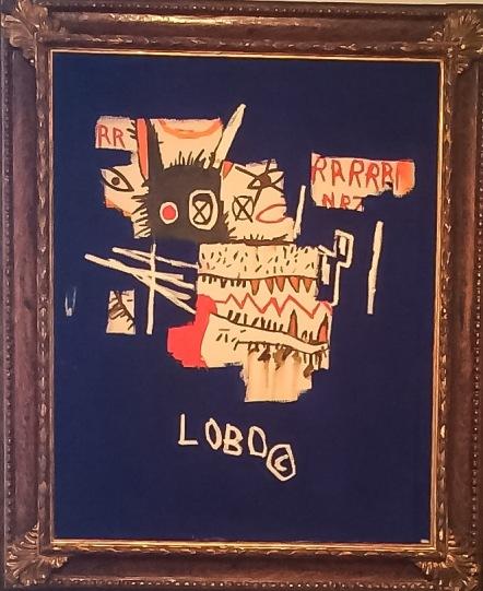 Basquiat Hermitage Lausanne