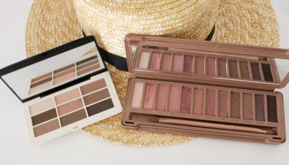 Eye palette Urban Decay Naked 3