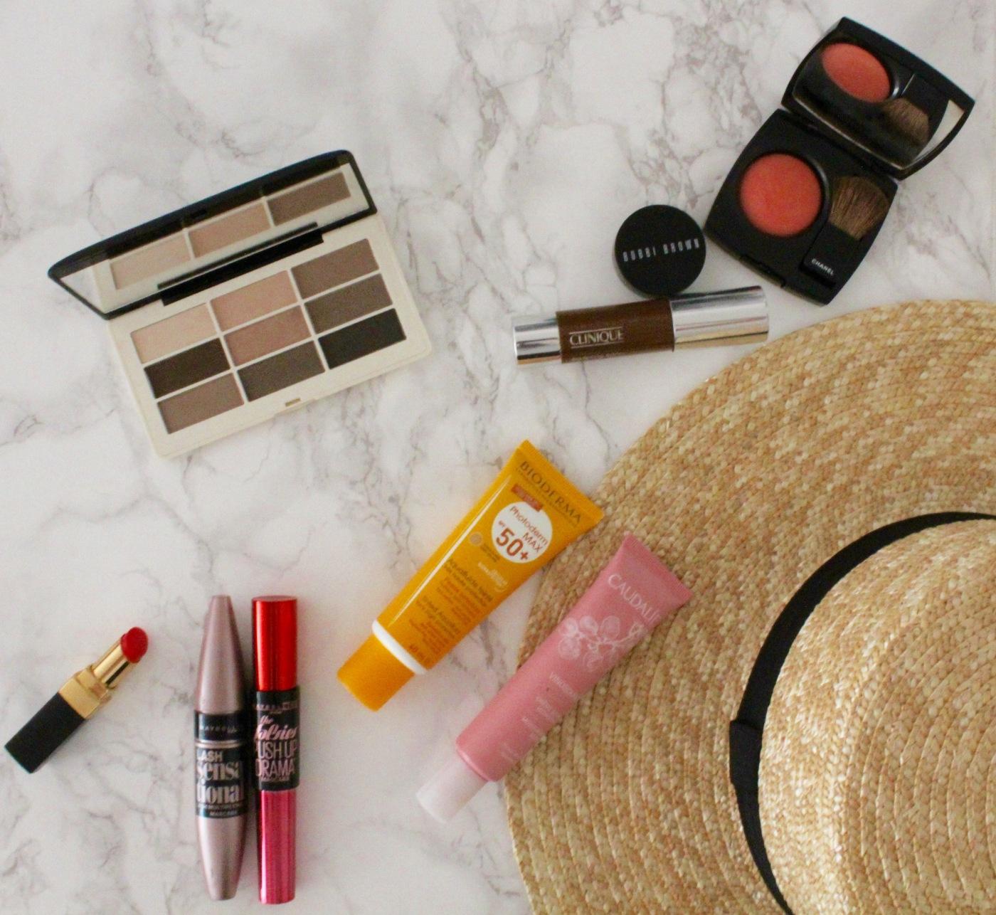 Makeup routine 2
