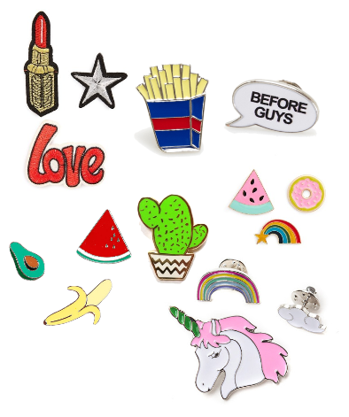 polyvore pin's
