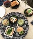 Bref Café Lausanne, tapas