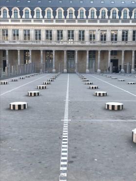 colonnes buren