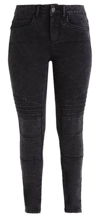 jeans-biker
