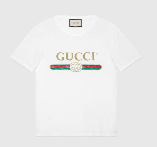 gucci tee-shirt