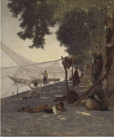 françois bocion au musée des beaux arts à lausanne
