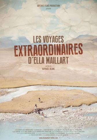 les voyages extraordinaires d'ella maillart capitole juin lausanne aventurière exploratrice