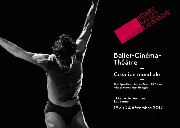 bejart ballet lausanne gil roman marc hollogne agenda ballet culture chicandswiss