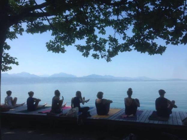 jetee de la compagnie thallia danse yoga