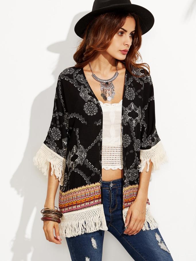 http://www.shein.com/Black-Print-Tassel-Hem-Kimono-p-305875-cat-1878.html