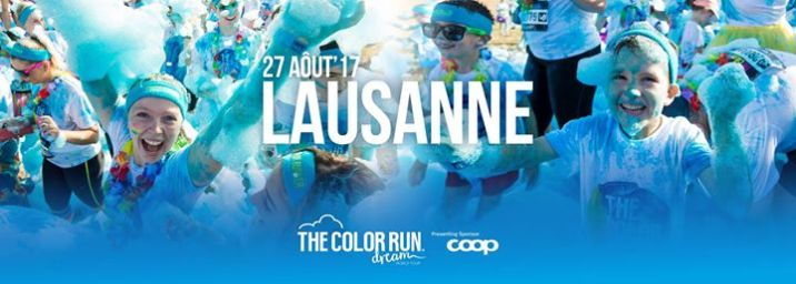 color run lausanne 2017