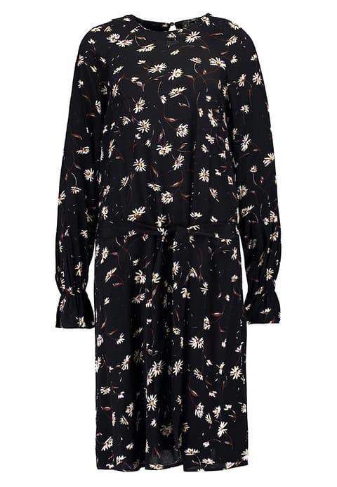 chicandswiss_yas_floral dress_zalando
