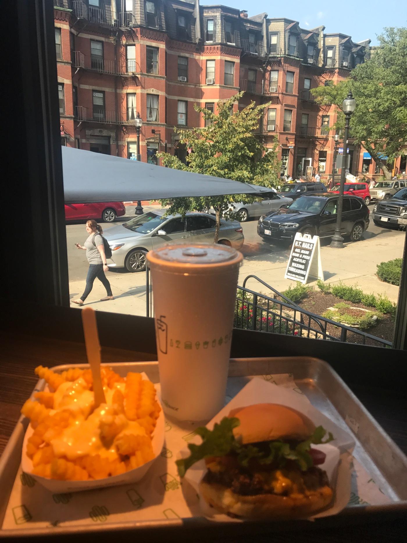 Shake Shack-Boston