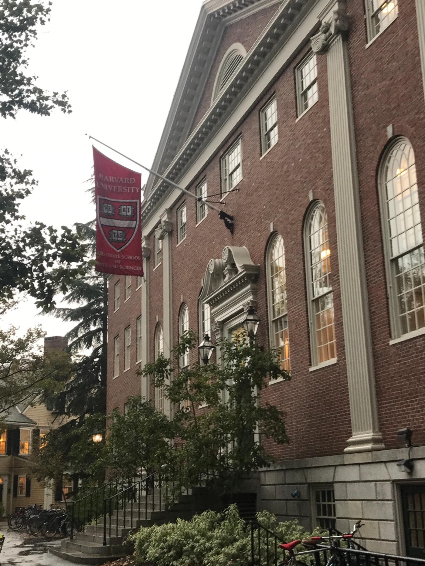 Cambridge-Boston-Harvard