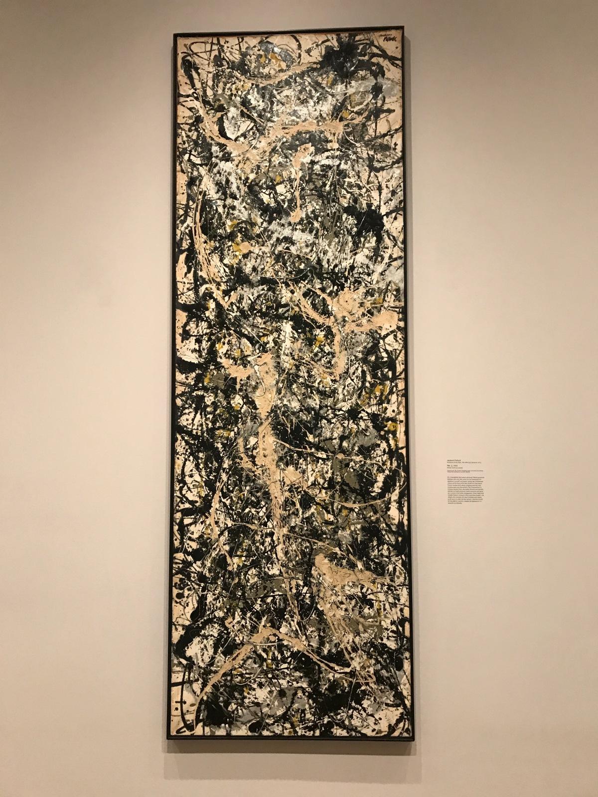 Pollock-Cambridge