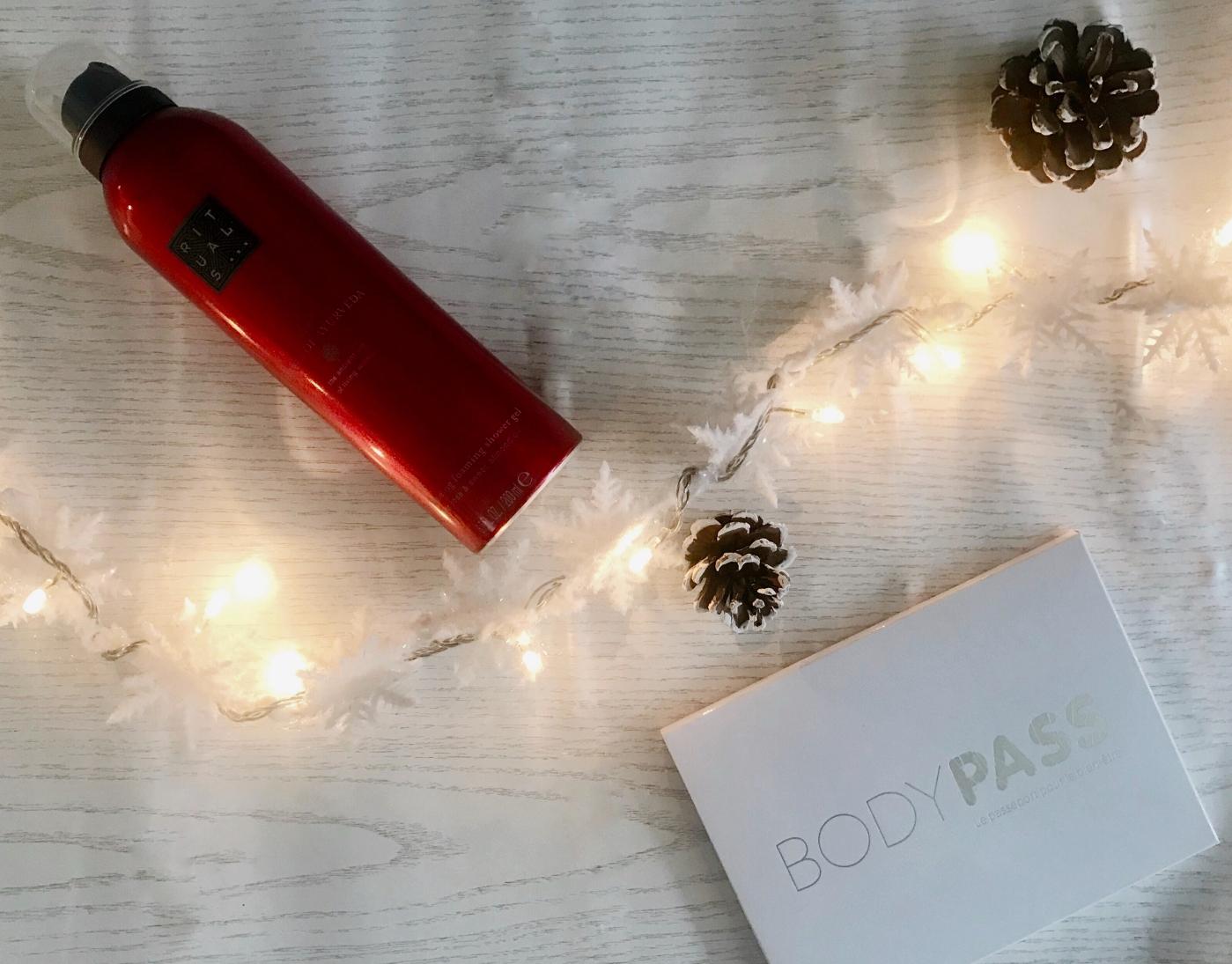 liste cadeaux noël rituals body pass