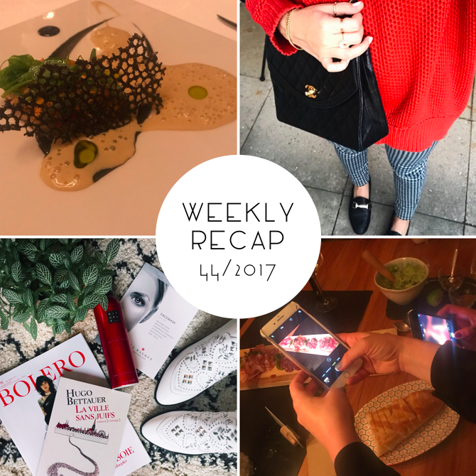 chicandswiss-weekly recap-blog