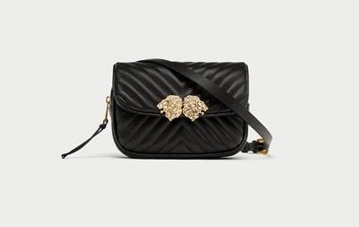 sac-banane-zara-noir-matelasse-belt-bag