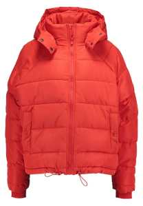 chicandswiss_veste_doudoune_rouge_even and odd_zalando