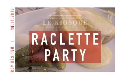 raclette party saint-françois-chicandswiss